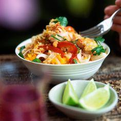 Découvrez la recette Riz sauté aux crevettes rouges sur cuisineactuelle.fr.  Sauté Facile, 44b55a72bd0