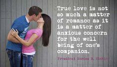 #lds #quote #love    #LDSQuotes #MormonLink.com    Find more LDS inspiration at: www.MormonLink.com