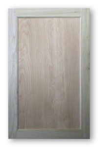 Inset veneer panel kitchen cabinet doors, for painting or faux painting created by Acme Cabinet Doors
