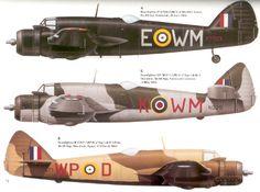 Bristol Type 156 Beaufighters
