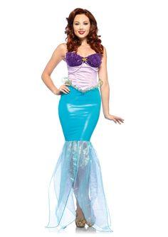 Undersea Ariel Disney Princess Costume