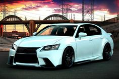 2013 Lexus GS-F Sport by Five Axis -- Tiffany Blue! Awesome ❤