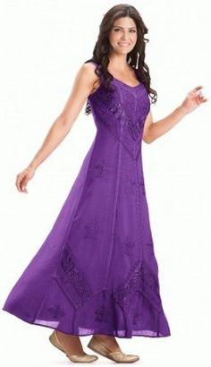 Holy Clothing Ena Empire Waist Satin Lace Renaissance Gothic Sun Dress