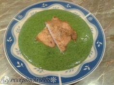 Spenót natúr szelettel Hummus, Ethnic Recipes, Food, Essen, Meals, Yemek, Eten