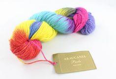 Llama Love: Araucania Yarn