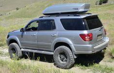 Toyota Sequioa, Toyota Tundra, Pickup Trucks, Offroad, 4x4, Vehicles, Off Road, Car, Vehicle