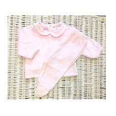 #pink #babygrow #mamibu #babyclothes #kidsclothes #madeinitaly #saldi #sale #babyshop #tutinaneonata #neonata
