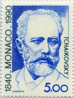 150 Aniversario del nacimiento de TchaÏkovsky, compositor
