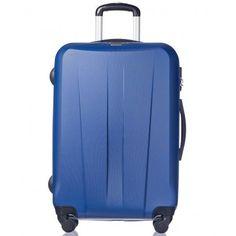 2674273f3accf Veľké cestovné kufre ABS03A 3 Puccini sú z ABS materiálu. Vnútro kufra je  rozdelené na