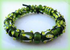 Zelený náramek od FREYAN