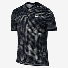 NikeCourt Advantage Men s Graphic Tennis Polo a8f7eeaadb44d