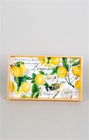 Lemons Motif Decorative Tray