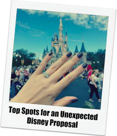 Top Spots for an Unexpected Proposal