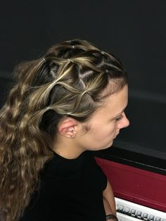 The 14 Best Creative Hair Level 3 Images On Pinterest Creative