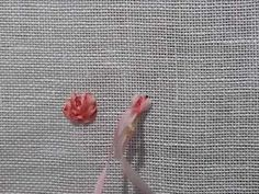 This tutorial will show you in detail how to make a fly stitch rose