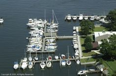 The Miles River Yacht Club