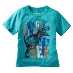 Oshkosh T-Rex tshirt