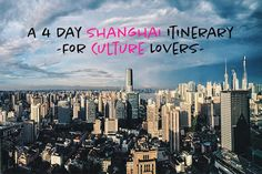The best things to do in Shanghai for 4 days. This Shanghai itinerary shows your the best places to go in Shanghai and exactly how to spend your 4 days in Shanghai so you get the most out of your trip. Don't lost this pin! Suzhou, 7 Places, Places To Visit, Shanghai Hotels, Visit Shanghai, Living In China, Visit China, Richest In The World, China Travel