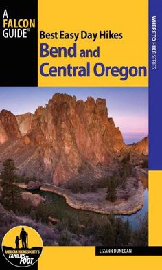 This guide includes trail descriptions and maps of the author's favorite short hikes in and around Bend, Redmond, Sisters, and other great outdoor spots in Central Oregon. All hikes included in this l