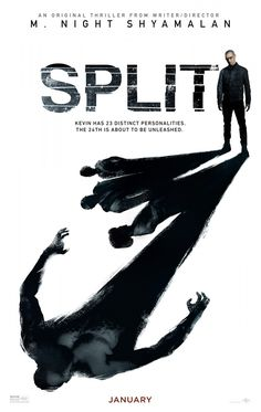 Extra Large Movie Poster Image for Split (#3 of 3)