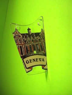 Unknown GENEVA Original Pinball Machine Screened Plastic Shield For Playfield #Unknown