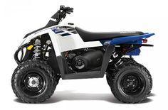 2012 Polaris Industries Scrambler® 500 4x4 - Boardwalk Blue/White starting at $6,399 Northway Sports East Bethel, MN (763) 413-8988