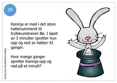Småproblemer2 Teaching Math, Maths, Brain Teasers, Runes, Teacher, Education, School, Mind Games, Professor