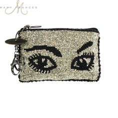 Watch Out Coin Purse by Mary Frances