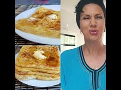 You absolutely must see the Mssemen of a lazy مسمن وحدة معك Algerian Recipes, Algerian Food, Baked Rigatoni, Asian Recipes, Ethnic Recipes, Oriental Food, Ramadan Recipes, Beignets, French Food
