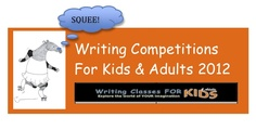 Writing competition for kids.