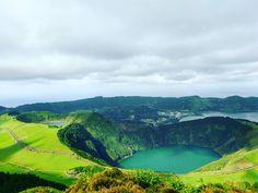 I  Açores #açores #açores2017 #portugal_em_fotos #portugalalive #saomiguel #setecidades #lagoa #lake #nature #landscape #green #trail