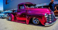 I imagine this is shocking in person - 1950 Chevrolet 3100 Hot Rod