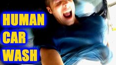 Human Car Wash - Drinking Candle Wax - Bow And Arrow Shooting | Top Challenges #61