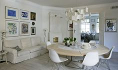 Salas de ser y estar -  Diseño: Kml Design  Fotografía: Stuart McIntyre