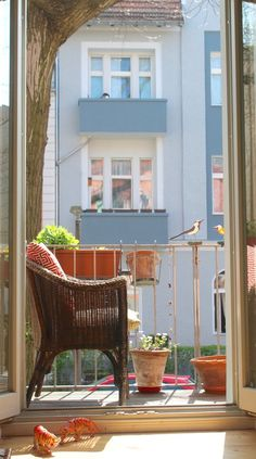fast wie Diogenes | Foto von Mitglied Glow #solebich #interior  #balkon #balcony #interiordesign