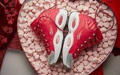 reebok valentine's day release date