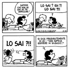 Schroeder e Lucy Linus Van Pelt, Lucy Van Pelt, Snoopy Comics, Funny Comics, Art Of Persuasion, Dont Forget To Smile, Charlie Brown And Snoopy, Political Satire, Social Emotional Learning