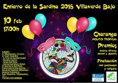Gente de Villaverde: Carnaval en Villaverde Bajo, Entierro de la Sardin... Mojito, Tropical, Madrid, Carnival, Bass, Events