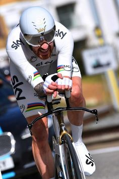 De Panne 2015 TT Bradley Wiggins (Team Sky) (Tim de Waele/TDWSport.com)