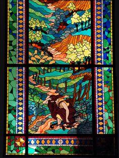 Iglesia María Auxiliadora Valencia CATEDRALA.es vidrieras artísticas stained glass decorative windows vitrall ecclesiastic religious art