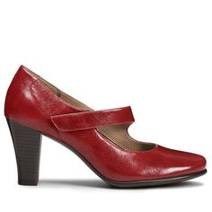 Aerosoles Women's Domino Pump at Famous Footwear They are RED, now I WANT. -rcc