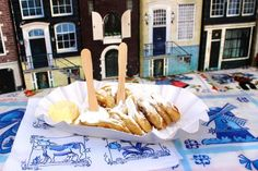 Got the munchies? Here are the top 7 street foods in Amsterdam to try!
