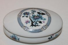 Vintage Antique Tharaud Limoges Bonbonniere by TeaAtTheBrits