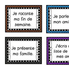 Pearltrees lets you organize everything you're interested in French Teaching Resources, Teacher Resources, Writing Lessons, Teaching Writing, Teaching French Immersion, French For Beginners, French Worksheets, Core French, Teachers Corner