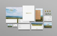 New Branding and Packaging for Valentto Olive Oil by Anagrama