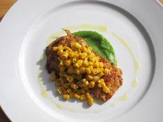 Pimenton Dulce with Florida Sweet Corn & Broccoli