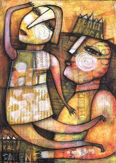 The Dancer by Dan Casado
