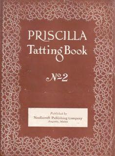 Con nuestras manos: PRISCILLA TATTING BOOK