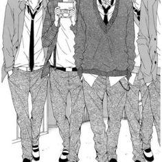 Treize Café Photo ตอนที่ 155 PIC Manga