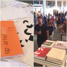 A SP-Arte acabou neste domingo e o Instituto De Arte Contemporânea agradece a todos que estiveram conosco durante esses dias!  #institutodeartecontemporânea #sparte #iac #iacbrasil #arte #artistas #bienal #Ibirapuera #estaremosla #catálogos #belasartessp #belasartes #muba #museusecentrosculturais #sparte2017